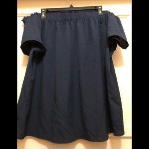 Eva Mendes blouse